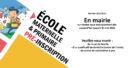 Pré-Inscription École